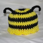 Bumble Bee Beanie